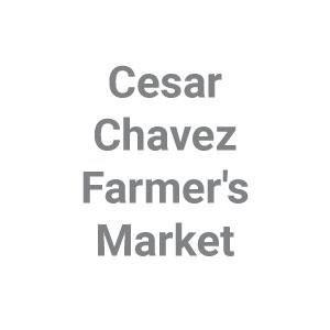 Cesar Chavez Farmer's Market