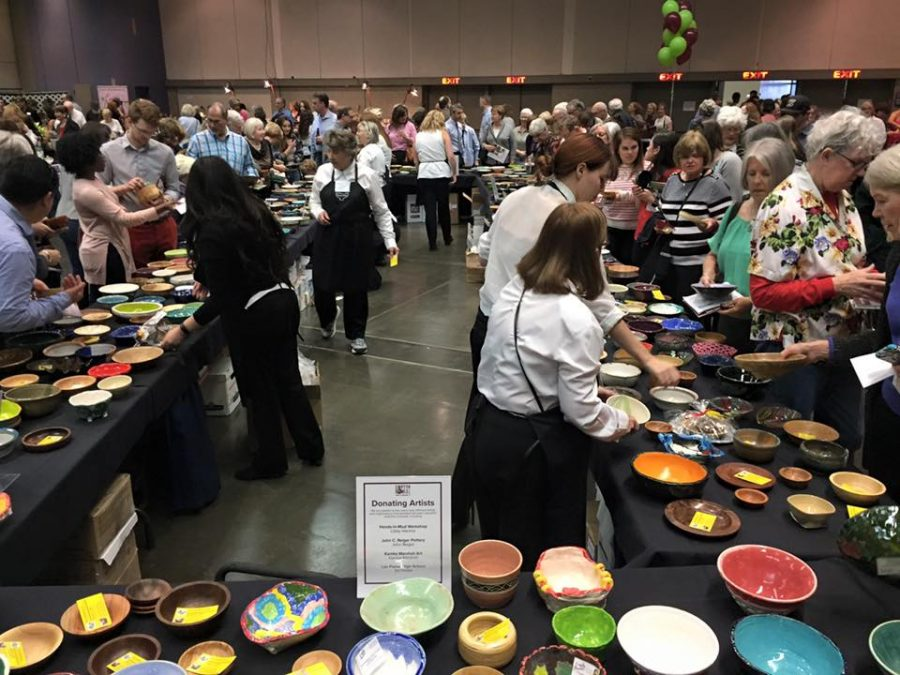 River City Food Bank Empty Bowls