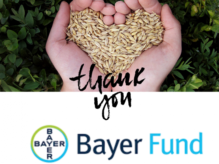 River City Food Bank Receives $10,000 Grant from Bayer Fund to reduce childhood hunger